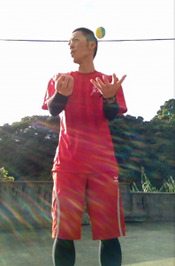体幹ボール6
