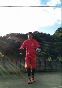 体幹ボール16