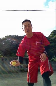 体幹ボール14