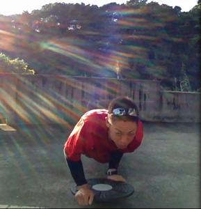 体幹円盤14