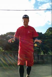 体幹ボール17