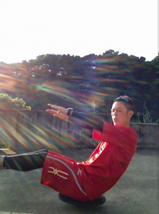 体幹円盤11